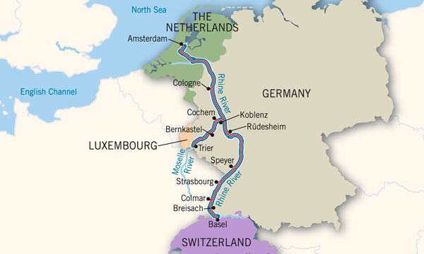 Mosel River Germany Map.Category Germany The Wineknitter